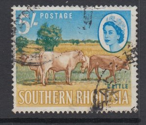 SOUTHERN RHODESIA, Scott 106, used