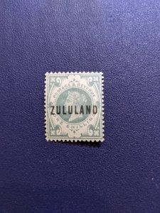 Zululand 10 F-VFMH, CV $150