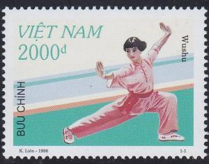 Vietnam # 2841, Martial Arts, NH, 1/2 Cat