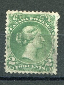 Canada #24 Used  almost VF  -  Lakeshore Philatelics
