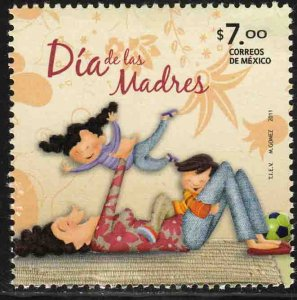 MEXICO 2733, MOTHERS DAY..MINT, NH. VF.
