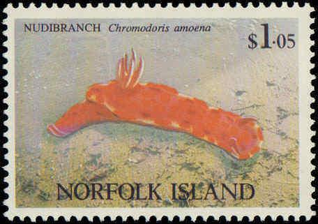 1993 Norfolk Islands #538-543, Complete Set(6), Never Hinged