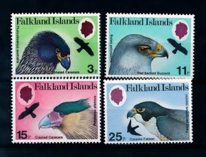[71922] Falkland Islands 1980 Birds of Prey  MNH
