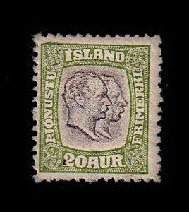 ICELAND O37 MH