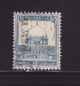 Palestine 76 U Buildings, Mosque of Omar (A)