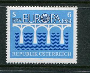 Austria #1272 MNH 1984 Europa