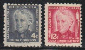 Cuba  SC  534, C108 Mint Never Hinged