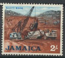 Jamaica  SG 228   - Used    -  see scan and details