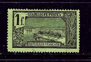 Guadeloupe 79 Used 1905 issue