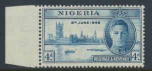 Nigeria  SG 61 SC# 72  MNH Victory 1946 please see scan