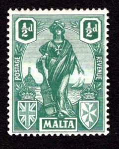 MALTA  SC# 99  F/MOG