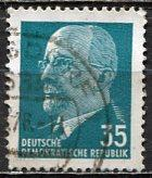 Germany DDR; 1971: Sc. # 1112A: O/Used Single Stamp
