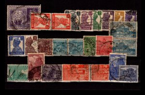 India 25 Used, some faults - C2958