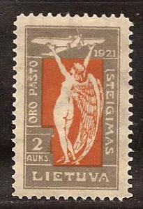 Lithuania  #  C - 13  Mint