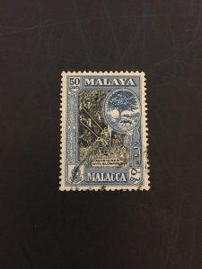 *Malaya Malacca #63u