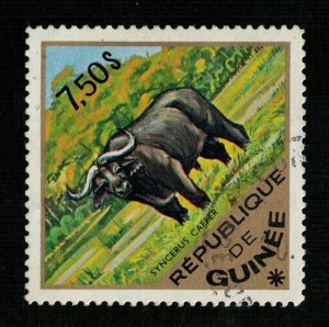 Animals, Republica Guinea (TS-1705)
