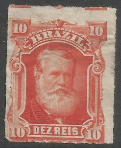 BRAZIL 68 VFU DOM PEDRO L40-2