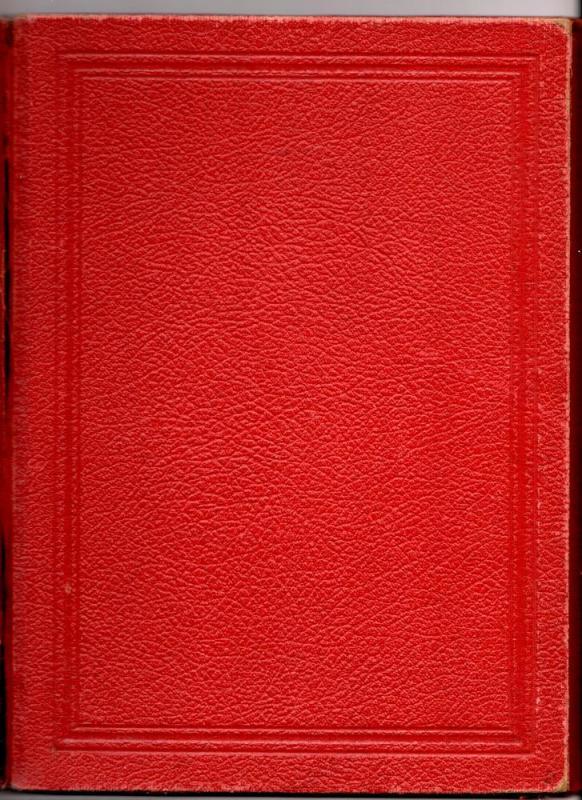 Scott Minuteman Album - 2 Ring Binder w/ 1,000++ stamps */o