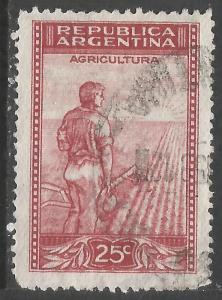 ARGENTINA 441 VFU 269C-6
