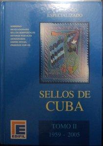 O) 2005 CUBA, CARIBBEAN,SPECIALIZED CATALOG -REVOLUTIONARY GOVERNMENT -SEALS