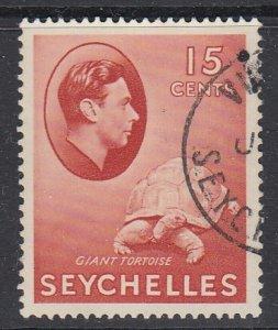 SEYCHELLES, Scott 133a, used