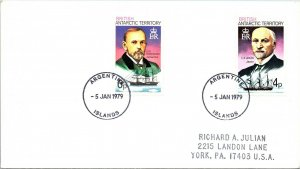 1979 British Antarctic Territory 147