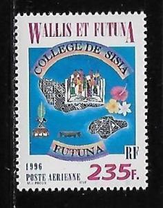 Wallis and Futuna Islands C189 Sisia College single MNH