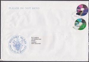 PITCAIRN 2004 commercial cover to New Zealand................................272