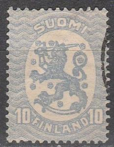 Finland #127  F-VF Used CV $2.50  (S7886)