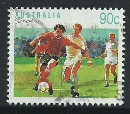 Australia SG 1191 FU