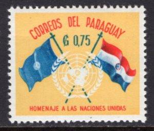Paraguay 570 MNH VF