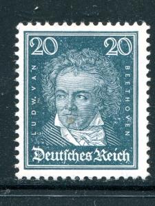 Germany #357 Beethoven Mint VF NH