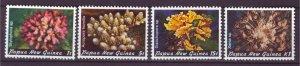 J21909 Jlstamps 1982 png set mnh #566-9 coral