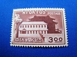 RYUKYU ISLANDS - SCOTT #14   -  MNH           (alb28)