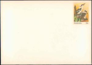 Austria, Postal Stationery, Birds
