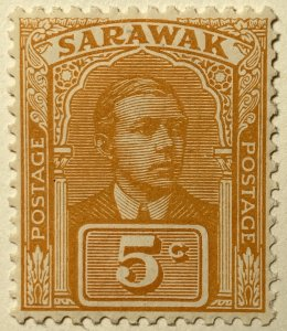 AlexStamps SARAWAK #83 XF Mint
