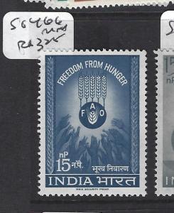 INDIA  (P1308B)  FFH   SG 466   MNH