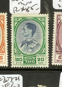 THAILAND (P1502B) KING 20B  SC361   MNH