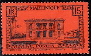 Martinique #139 MH