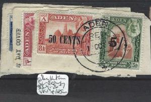 ADEN KATHIRI   (P2903BB) SG 20-1 23-4, 26-7   VFU