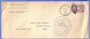 Texas Centenary Refugio, Texas Oct 21, 1936