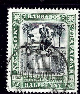 Barbados 103 Used 1906 issue    (ap1275)