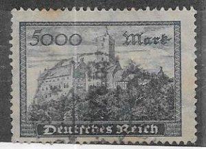 Germany #237 5000m (U ) CV$3.55