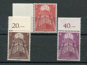 Luxemboug #329-30   Mint VF NH   - Lakeshore Philatelics
