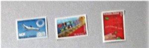 Trinidad and Tobago - 163-65, MNH Set. CARIFTA Members. SCV - $1.10