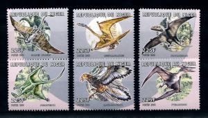 [95551] Niger 2000 Prehistoric Animals Dinosaurs  MNH