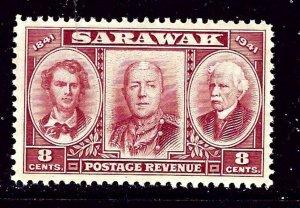 Sarawak 155 MNH 1946 issue