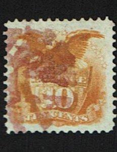 Scott #116 VF-used. SCV - $190.00