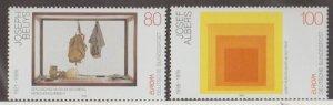 Germany Scott #1783-1784 Stamps - Mint NH Set