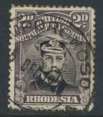 British South Africa Company / Rhodesia  SG 256 Used perf 14 see scans & details